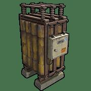 Большой аккумулятор в Rust