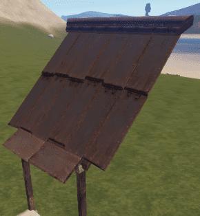 Бронированная крыша в Rust