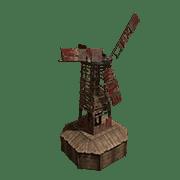 Ветрогенератор в Rust