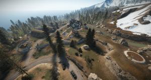 Военная база Site A в Rust