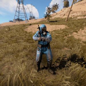 Военный учёный в Rust