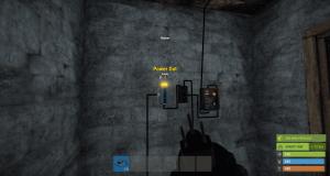 Вывод энергии из блокатора в Rust