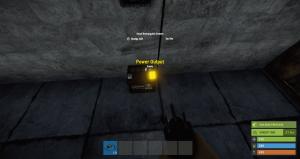 Вывод энергии из маленького аккумулятора в Rust