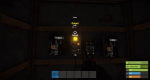 Вывод энергии из основного переключателя в Rust
