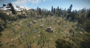 Город бандитов в Rust