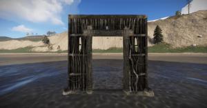 Дверной проём в Rust