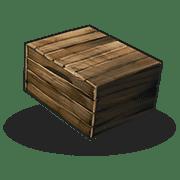 Деревянный ящик в Rust