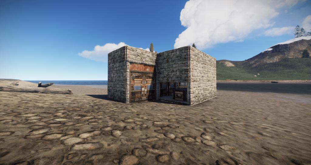 Дом-ловушка в Rust