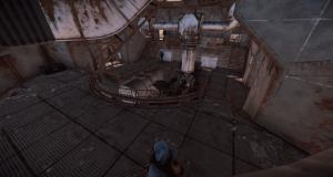 Заправочный центр экскаватора в Rust