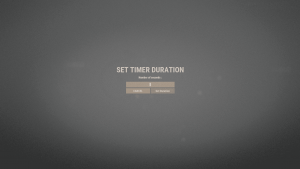 Изменение времени на таймере в Rust