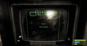 Интерфейс чиппи в Rust