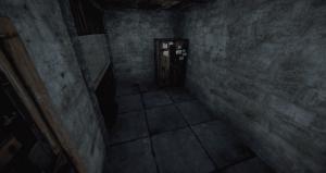 Комната со шкафом в Rust