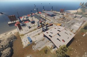 Маленький порт в Rust