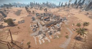 Мирный город в Rust