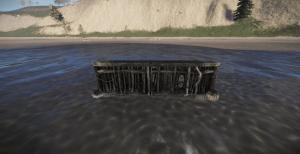 Низкая стена в Rust