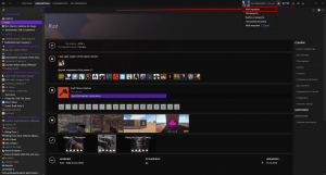 Никнейм с аватаркой в Steam