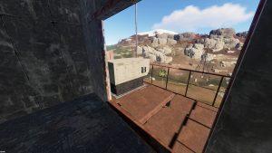 Первый рычаг на РТ Депо в Rust