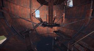 Первый уровень цистерны в Rust