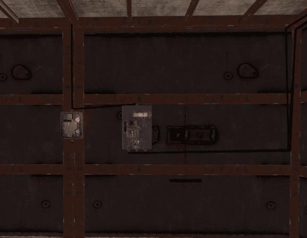 Переключатель и разветвитель на стене в Rust