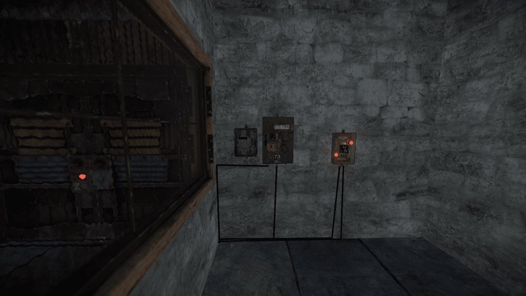 Переключатель, установленный у разветвителя в Rust