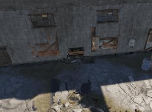 Переработчик в маленьком порту в Rust