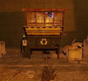 Переработчик на складе в Rust