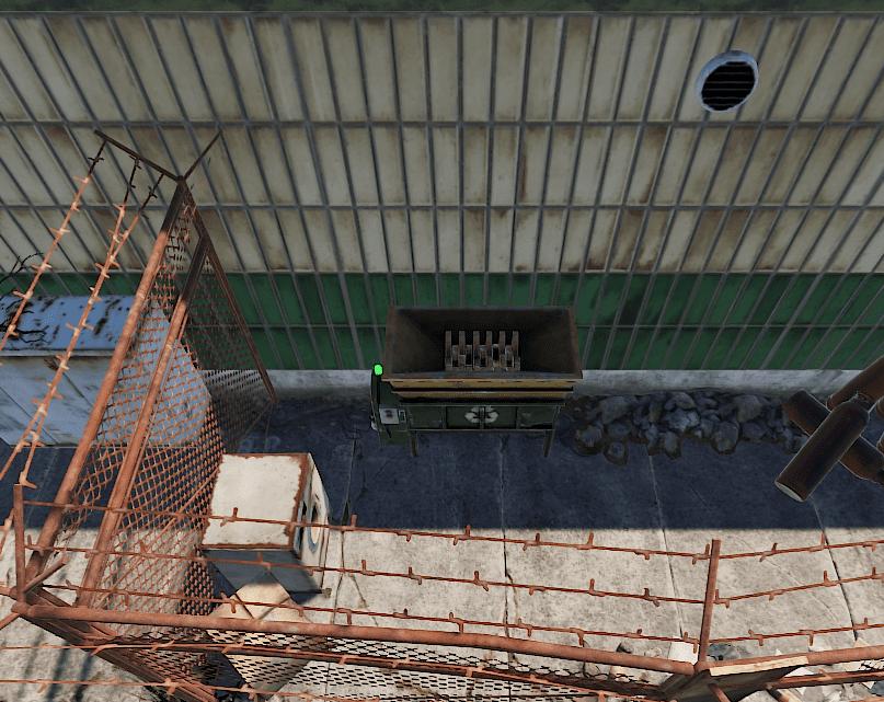 Переработчик супермаркета в Rust