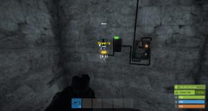 Подача энергии на блокатор в Rust