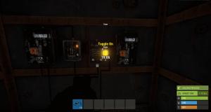 Подача энергии на боковой разъём таймера в Rust