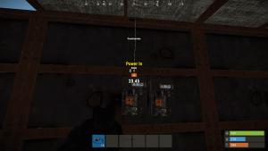 Подача энергии на разветвитель из ветрогенератора в Rust
