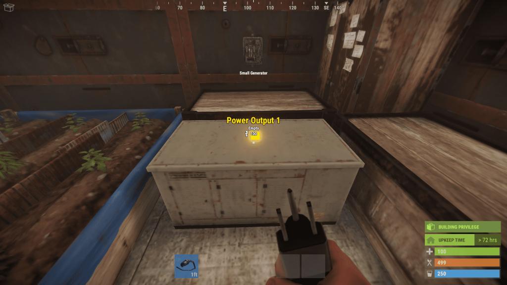 Подключение генератора к переключателю в Rust