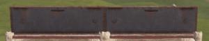 Правильная и неправильная бронированная низкая стенка в Rust