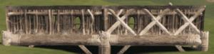 Правильная и неправильная соломенная низкая стенка в Rust
