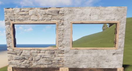 Правильное и неправильное каменное окно в Rust