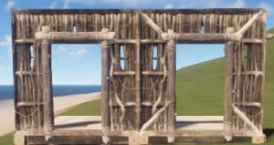 Правильный и неправильный соломенный дверной проём в Rust