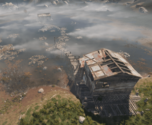 РТ Заброшенные домики в Rust