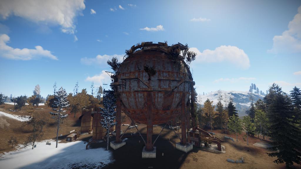 РТ Цистерна в Rust