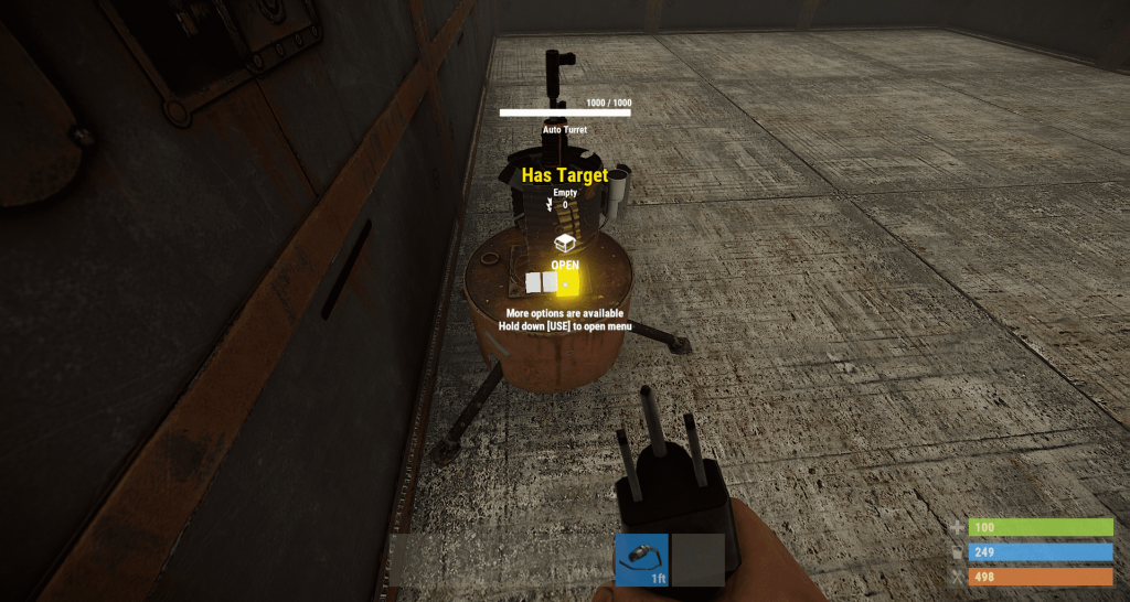 Разъём Has Target в Rust
