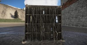 Стена в Rust
