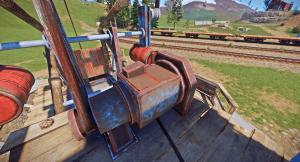 Триггер для запуска карьера в Rust