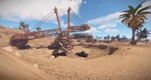 Экскаватор в Rust