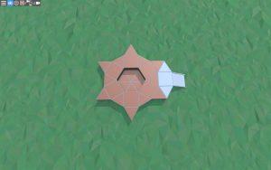 Фундаменты дома для 1-2 игроков в Rust