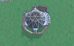 Третий уровень дома для 1-2 игроков в Rust