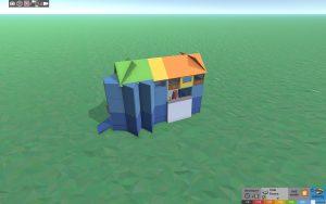 Стабильность дома для 1-2 игроков в Rust