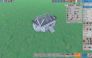 Стоимость улучшения небольшого дома для 1-2 игроков в Rust