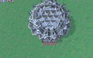 Шестой этаж дома для 2-4 игроков в Rust