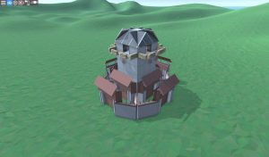 Внешний вид снайперской башни в Rust