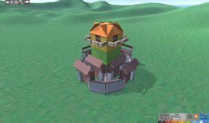 Стабильность снайперской башни в Rust