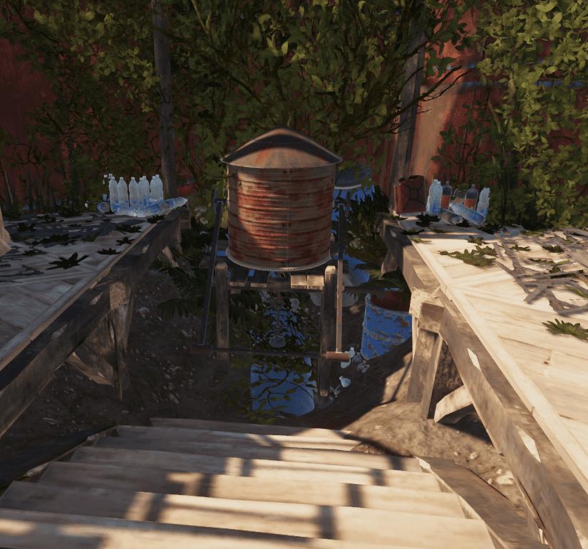 Прибор по добыче воды на РТ Water well в Rust