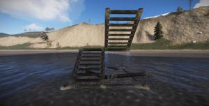 U-образная лестница в Rust